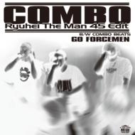 COMBO (Ryuhei The Man 45 Edit)/ COMBO BEATS (7インチシングルレコード)