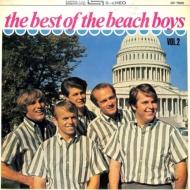 Best Of The Beach Boys Vol.2 <MQA-CD+UHQCD>(紙ジャケット)