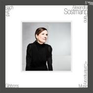 Alexandra Sostmann: J.s.bach, Byrd, Gibbons+contemporary Music