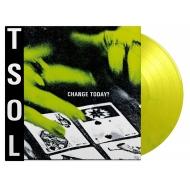Change Today? (カラーヴァイナル仕様/180グラム重量盤レコード/Music On Vinyl)