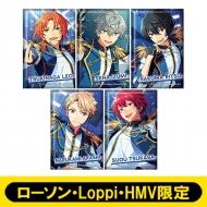 スクエアバッジ5個セット(Knights)【ローソン・Loppi・HMV限定】