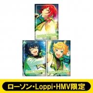 スクエアバッジ3個セット(Switch)【ローソン・Loppi・HMV限定】