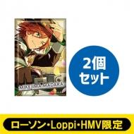 スクエアバッジ2個セット(MaM)【ローソン・Loppi・HMV限定】
