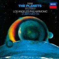 ホルスト:組曲『惑星』、ジョン・ウィリアムズ:『スター・ウォーズ』組曲 ズービン・メータ&ロサンジェルス・フィル(MQA/UHQCD)