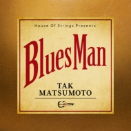 Bluesman 【初回生産限定盤】(CD+DVD+オリジナルTシャツ&ギターピック)