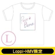 高垣彩陽 10th記念Tシャツ(L)【Loppi・HMV限定】