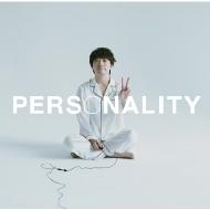 PERSONALITY<期間生産限定盤A>(2CD)