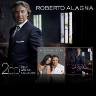 『プッチーニ・イン・ラヴ』『カルーソー』 ロベルト・アラーニャ、アレクサンドラ・クルザク、他(2CD)