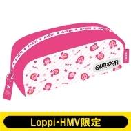 『ももくろちゃんZ』× OUTDOOR PRODUCTSポーチ(ぽっぽーあーりん)【Loppi・HMV限定】