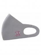 聖飢魔II35th冷感素材マスク(クリアケース付き) 35th・ロゴ(ピンク)