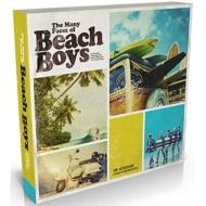 Many Faces Of The Beach Boys (3CD)