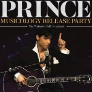 Musicology Release Party