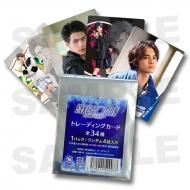トレーディングカード(全34種の内、ランダム4枚入り) / FAKE MOTION -卓球の王将-