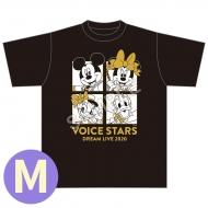 [2次受付] Tシャツ(M)/ Disney 声の王子様 Voice Stars Dream Live 2020