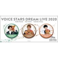 [2次受付] 缶バッジセットD / Disney 声の王子様 Voice Stars Dream Live 2020