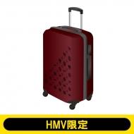 魔界行スーツケース【HMV限定】 レッド
