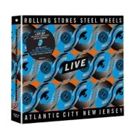 Steel Wheels Live (Blu-ray+2CD)