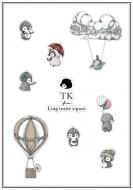 TKPG sticker sheet