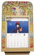魔女の宅急便ステンドフレームカレンダー / 2021年カレンダー