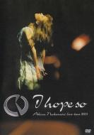 中森明菜Live tour 2003〜I hope so〜