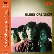 ブルース・クリエイション【2020 レコードの日 限定盤】(帯付き/180グラム重量盤レコード)