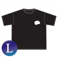 BIG Tシャツ(L)/ Paint it,SKY