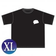 BIG Tシャツ(XL)/ Paint it,SKY