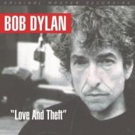 Love And Theft (高音質盤/45回転/2枚組/180グラム重量盤レコード/Mobile Fidelity)