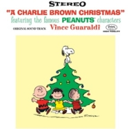 Charlie Brown Christmas (70th Anniversary Edition Lp)(アナログレコード)