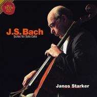 6 Cello Suites: Starker (1992)