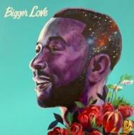 Bigger Love (2枚組アナログレコード)