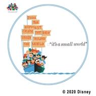 イッツ・ア・スモールワールド【2020 レコードの日 限定盤】(ピクチャーディスク仕様/アナログレコード)