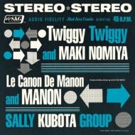 Twiggy Twiggy / ル・カノン・ド・マノン (7インチシングルレコード)