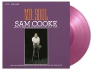 Mr.Soul (パープル・ヴァイナル仕様/180グラム重量盤レコード/Music On Vinyl)