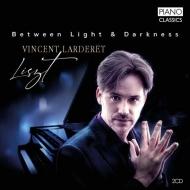 Between Light & Darkness -Piano Works : Vincent Lardaret (2CD)