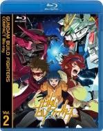 ガンダムビルドファイターズ COMPACT Blu-ray Vol.2 最終巻