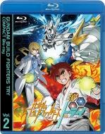 ガンダムビルドファイターズトライ COMPACT Blu-ray Vol.2 最終巻