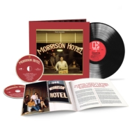 Morrison Hotel: 50th Anniversary Deluxe Edition (2CD+LP)