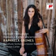 シューマン:チェロ協奏曲、クレンゲル:チェロ協奏曲第3番、他 ラファエラ・グロメス、ニコラス・カーター&ベルリン放送交響楽団、ユリアン・リーム