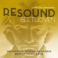 交響曲全集 マルティン・ハーゼルベック&ウィーン・アカデミー管弦楽団(5CD)