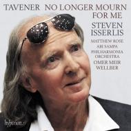 もう私のことを悲しまないで〜チェロ作品集 スティーヴン・イッサーリス、オマー・メイア・ウェルバー&フィルハーモニア管弦楽団、マシューローズ、他