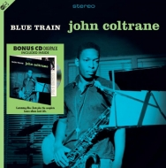 Blue Train (+CD)(180グラム重量盤レコード/GROOVE REPLICA)