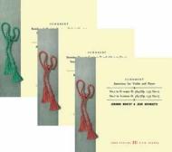 『ヴァイオリンとピアノのための作品全集』 ヨハンナ・マルツィ (3枚組アナログレコード)