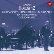 ピアノ協奏曲第3番、ピアノ・ソナタ第2番 ウラディミール・ホロヴィッツ、ユージン・オーマンディ&ニューヨーク・フィル