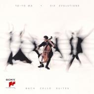 無伴奏チェロ組曲 全曲 ヨーヨー・マ(2018)(2CD)