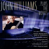 『プレイズ・ザ・ムーヴィーズ』 ジョン・ウィリアムス(ギター)