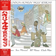 London Howlin' Wolf Sessions +15 <SHM-CD 2枚組/紙ジャケット>