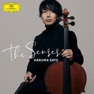 The Senses〜チェロ・ソナタ第1番、第2番、歌曲編曲集 佐藤晴真、大伏啓太