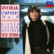 交響曲第8番、交響詩『真昼の魔女』 小澤征爾&ウィーン・フィル