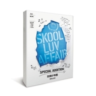 2nd Mini Album: SKOOL LUV AFFAIR SPECIAL ADDITION (CD+2DVD)